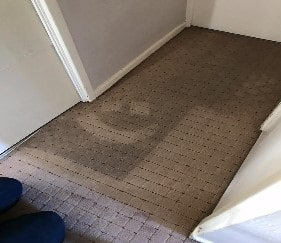 Carpet Cleaning In Nottingham With Smile Face 2