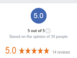 Our Google & Facebook Reviews